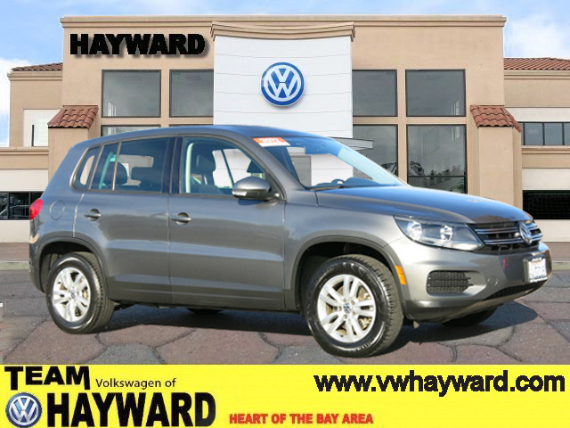 2012 VOLKSWAGEN TIGUAN TIGUAN gray 20l tsi turbocharged i4 engine -inc intercooler  automatic